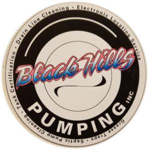 Black Hills Pumping Logo